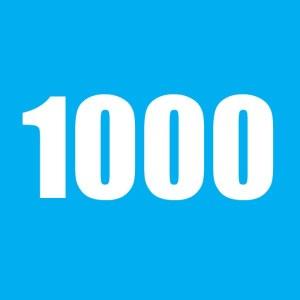 number1000